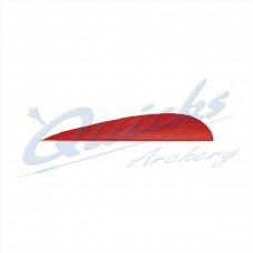Trueflight Parabolic 3 Inch Feathers (per doz) : ZF56