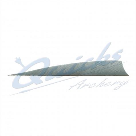 Trueflight Shield Pattern Feather 5.5 Inch (per doz) : ZF62FeathersZF62