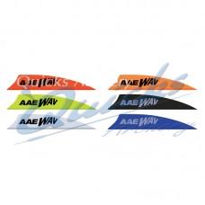 AAE Wav 2 inch Vanes (per pack 50) : ZF70