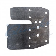 ZH18 Cavalier Rubber Backing for Elite Tabs