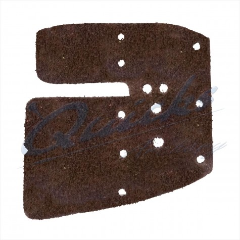 AAE Spare Buckskin Backing for Elite Tab : ZH19Finger TabsZH19
