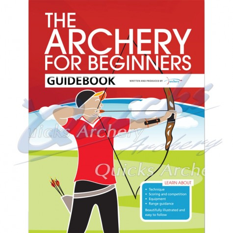 Book: Archery for Beginners Guidebook : VERY POPULAR : ZOA06Christmas IdeasZOA06