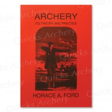 Book : Archery Its Theory and Practise : ZOA19