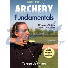 ZOA21 Archery Fundamentals Revised Second Edition, Paperback Book