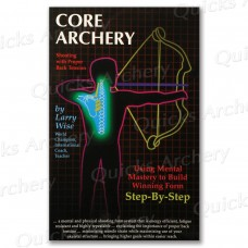 Book Core Archery by Larry Wise : ZOC40