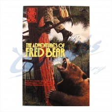 Book : Fred Bears Field Notes : ZOF40