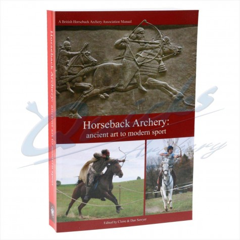 ZOH20 Horseback Archery - ancient art to modern sport : SORRY OUT OF STOCK