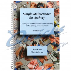 ZOS30 Book Simple Maintenance for Archery 2nd Edition
