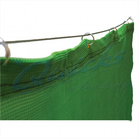 ZT40 Green High Quality Netting 15ft (W) x 10ft (H) (4.6 x 3.0m)