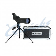 Celestron Angled Spotting Scope with Full Height Tripod : ZZ60