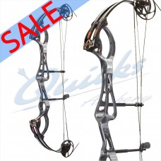 PB87 PSE Xpression 3D 37 inch DM Hybrid Cam Bow : Draw length 25 - 30.5 Inches : Autumn Saver