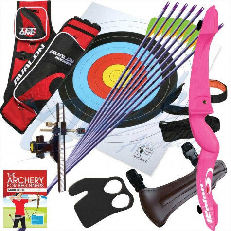 Rolan Bow Set Short Riser with KB06 Limbs : BB24SArchery Bow SetsBB24SET