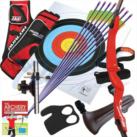 Rolan Riser with R Flex Limbs : Bowset : BB35Archery Bow SetsBB35SET