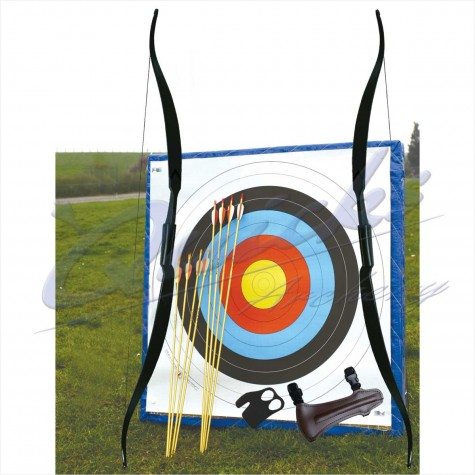 Garden Basic Archery Set with Snake Bows for 2x Archers : GS16Club & Leisure SetsGS16