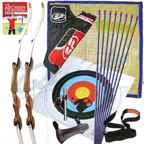 Garden Advanced Archery Set for 2x Adult Archers : GS20Christmas IdeasGS20