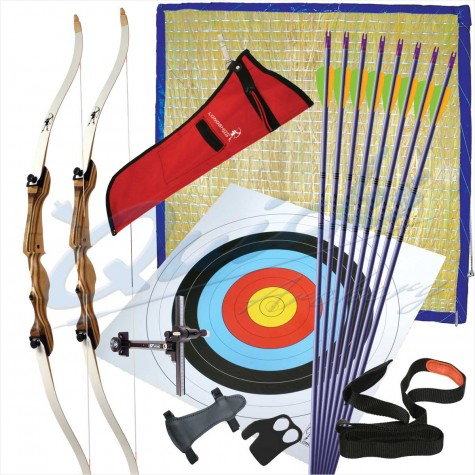 Garden Advanced Archery Set for 2x Junior Archers : GS21Christmas IdeasGS21