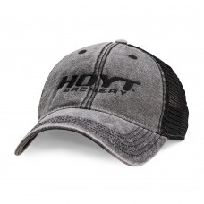 Hoyt 2019 : Stealth Baseball Cap : Grey / Black : HC95