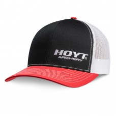 Hoyt 2019 : Inside Out Baseball Cap : Black / Red / White : HC96