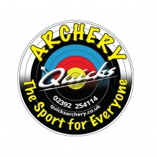 Promotional Quicks Archery Sticker (1 pair of stickers with any purchase)