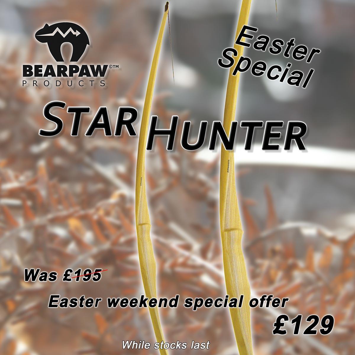 BB10 Star Hunter Easter Offer