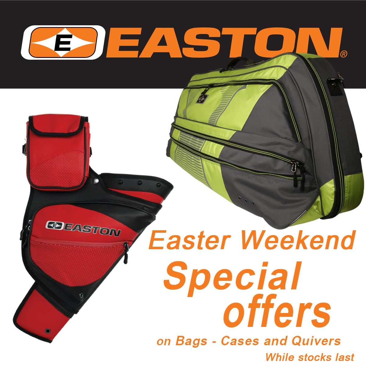 Easton Accessories Easter Offer
