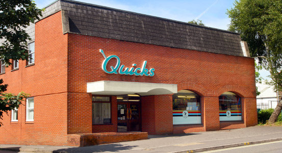 Quicks Waterlooville Archery Store